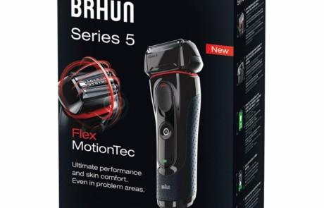 Braun Series 5 5030s Verpackung