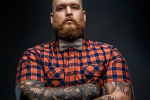 Glatze rasieren elektrisch